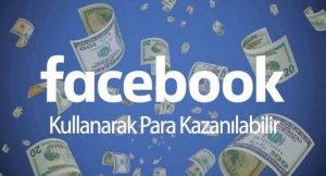 facebookdan para kazanmak