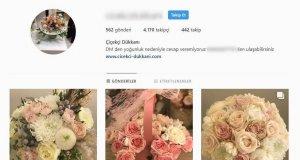 instagram dükkan