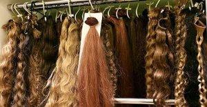 saç satmak istiyorum