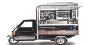 mobil kahve dükkanı ile para kazanmak