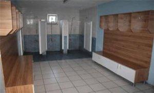 duş alanları