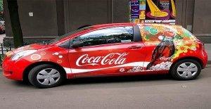 arabaya reklam