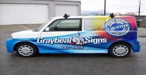 arabaya reklam almak