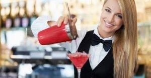 cafe elemanı olarak para kazanmak