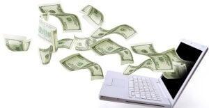 internet sitesinden nasıl para kazanılır