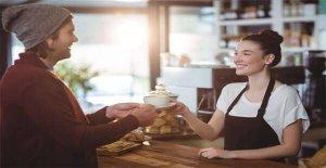 müşterilerle ilgilenin