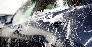 araba yıkama yeri açmak