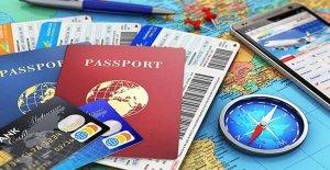 vizesiz gidilen ülkeler için gerekli evraklar